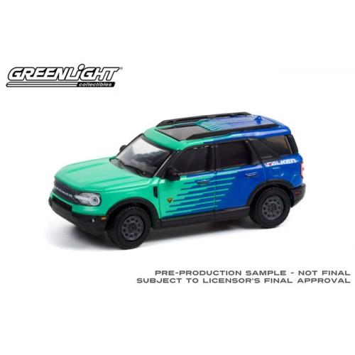 Greenlight Hobby Exclusive - 2021 Ford Bronco Sport Falken Tires