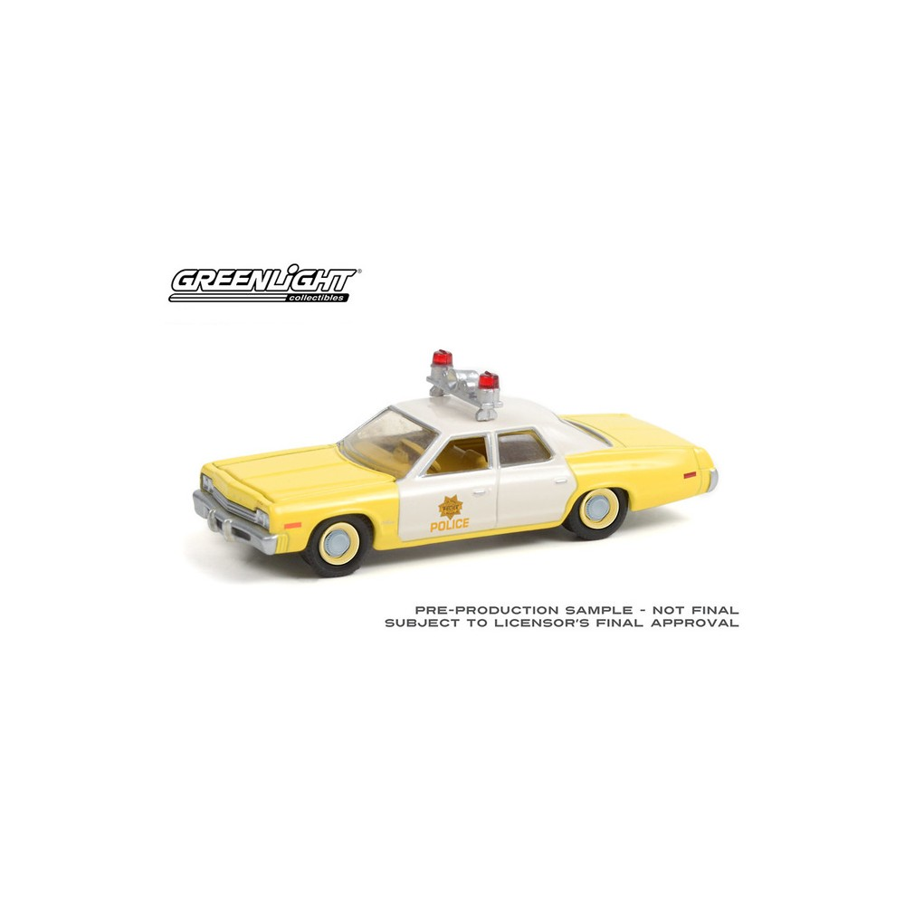 Greenlight Hot Pursuit Series 38 - 1974 Dodge Monaco Las Vegas Metropolitan Police