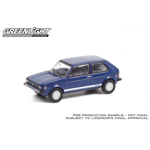 Greenlight Club Vee-Dub Series 13 - 1979 Volkswagen Rabbit