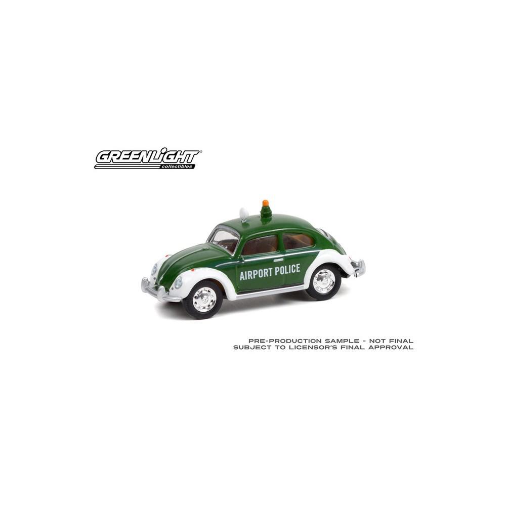 Greenlight Club Vee-Dub Series 13 - Classic Volkswagen Beetle Airport Police