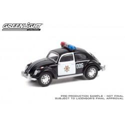 Greenlight Club Vee-Dub Series 13 - Classic Volkswagen Beetle Veracruz Police