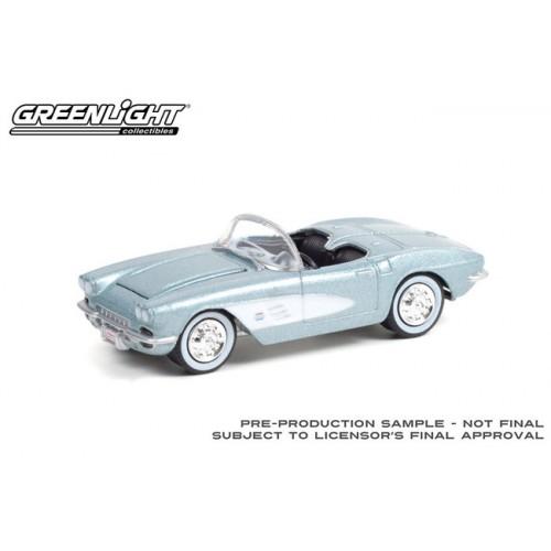 Greenlight Barrett-Jackson Series 7 - 1961 Chevrolet Corvette Convertible