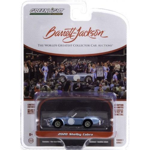Greenlight Barrett-Jackson Series 7 - 1964 Shelby Cobra Tribute
