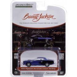 Greenlight Barrett-Jackson Series 7 - 1970 Plymouth Barracuda Custom Hardtop