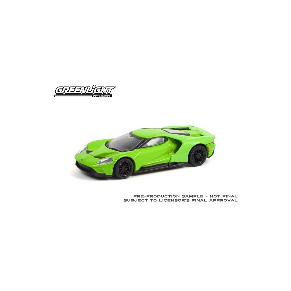 Greenlight Barrett-Jackson Series 7 - 2017 Ford GT