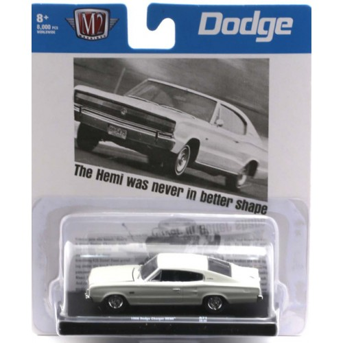 M2 Machines Drivers Release 71 - 1966 Dodge Charger HEMI