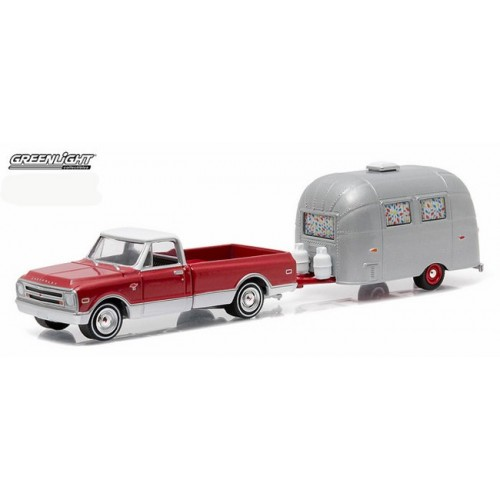 Hitch and Tow Series 6 - 1968 Chevy C-10 and Airstream Bambi