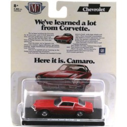 M2 Machines Drivers Release 71 - 1971 Chevrolet Camaro Sport Coupe