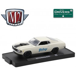 M2 Machines Drivers Release 75 - 1970 Ford Mustang BOSS 429