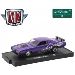 M2 Machines Drivers Release 75 - 1971 Dodge Charger Custom