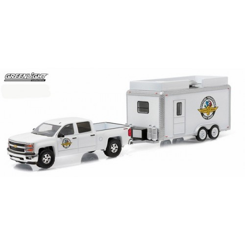 Hitch and Tow Series 6 - 2015 Chevy Silverado 1500 and Concession Trailer