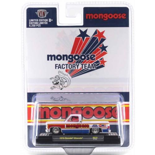 M2 Machines Hobby Exclusive - 1979 Chevrolet Silverado Mongoose