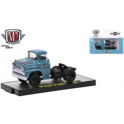 M2 Machines Detroit Muscle Release 57 - 1958 Chevrolet LCF Spartan 60
