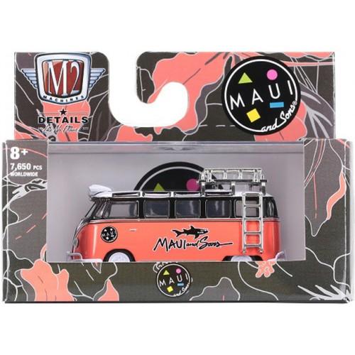 M2 Machines Detroit Muscle Release 57 - 1959 Volkswagen Microbus Deluxe