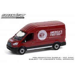 Greenlight Route Runners Series 3 - 2015 Ford Transit Indian Motorcycle Sales and Service