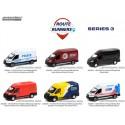 Greenlight Route Runners Series 3 - Six Truck Set