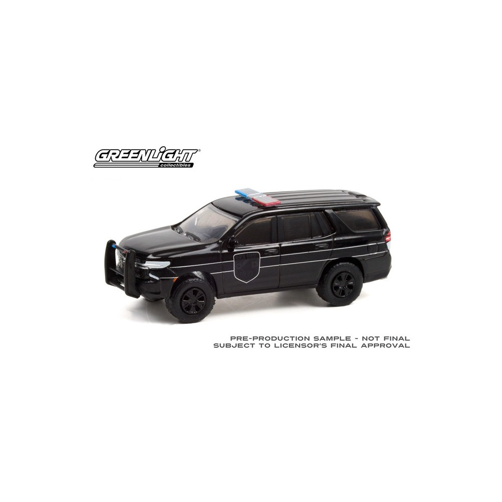 Greenlight Black Bandit Series 25 - 2021 Chevrolet Tahoe