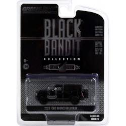 Greenlight Black Bandit Series 25 - 2021 Ford Bronco Wildtrak