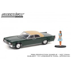 Greenlight The Hobby Shop Series 11 - 1965 Lincoln Continental Convertible