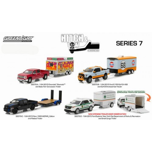 Hitch and Tow Series 7 - Set