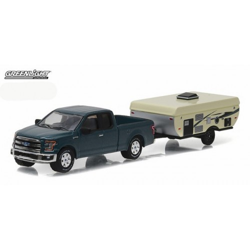Hitch and Tow Series 8 - 2015 Ford F-150 and Pop-Up Camper