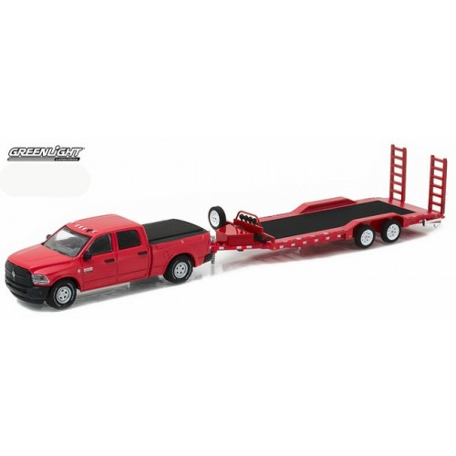Hitch and Tow Series 9 - 2016 Ram 2500 and Heavy Duty Car Trailer