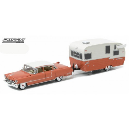 Hitch and Tow Series 9 - 1955 Cadillac Fleetwood Series 60 and Shasta Airflyte
