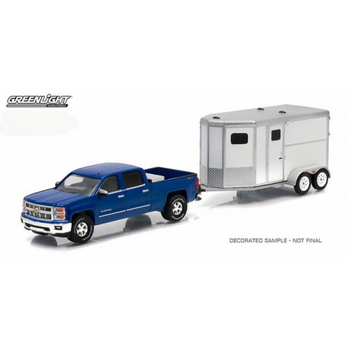 Hitch and Tow Series 5 - 2015 Chevy Silverado 1500 and Horse Trailer