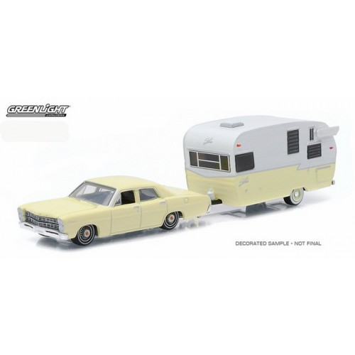 Hitch and Tow Series 5 - 1967 Ford Custom and Shasta Airflyte