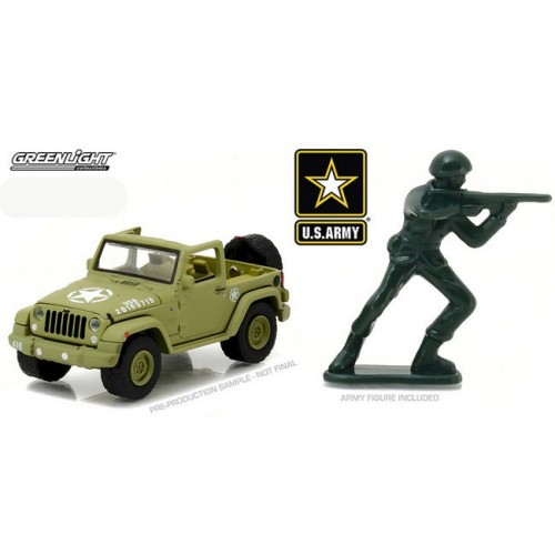 Hobby Exclusive - 2016 Jeep Wrangler U.S. Army