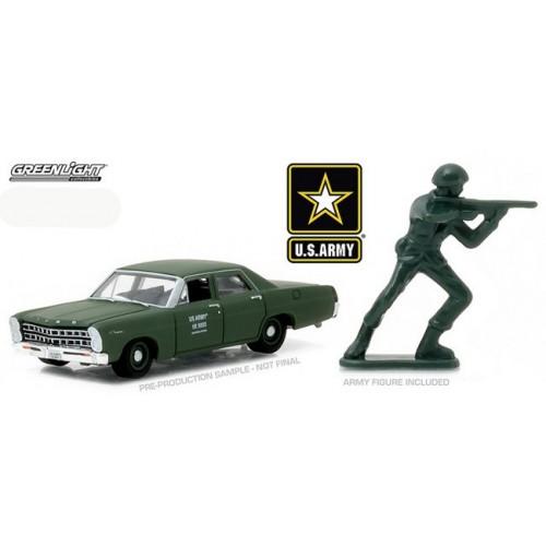 Hobby Exclusive - 1967 Ford Custom U.S. Army