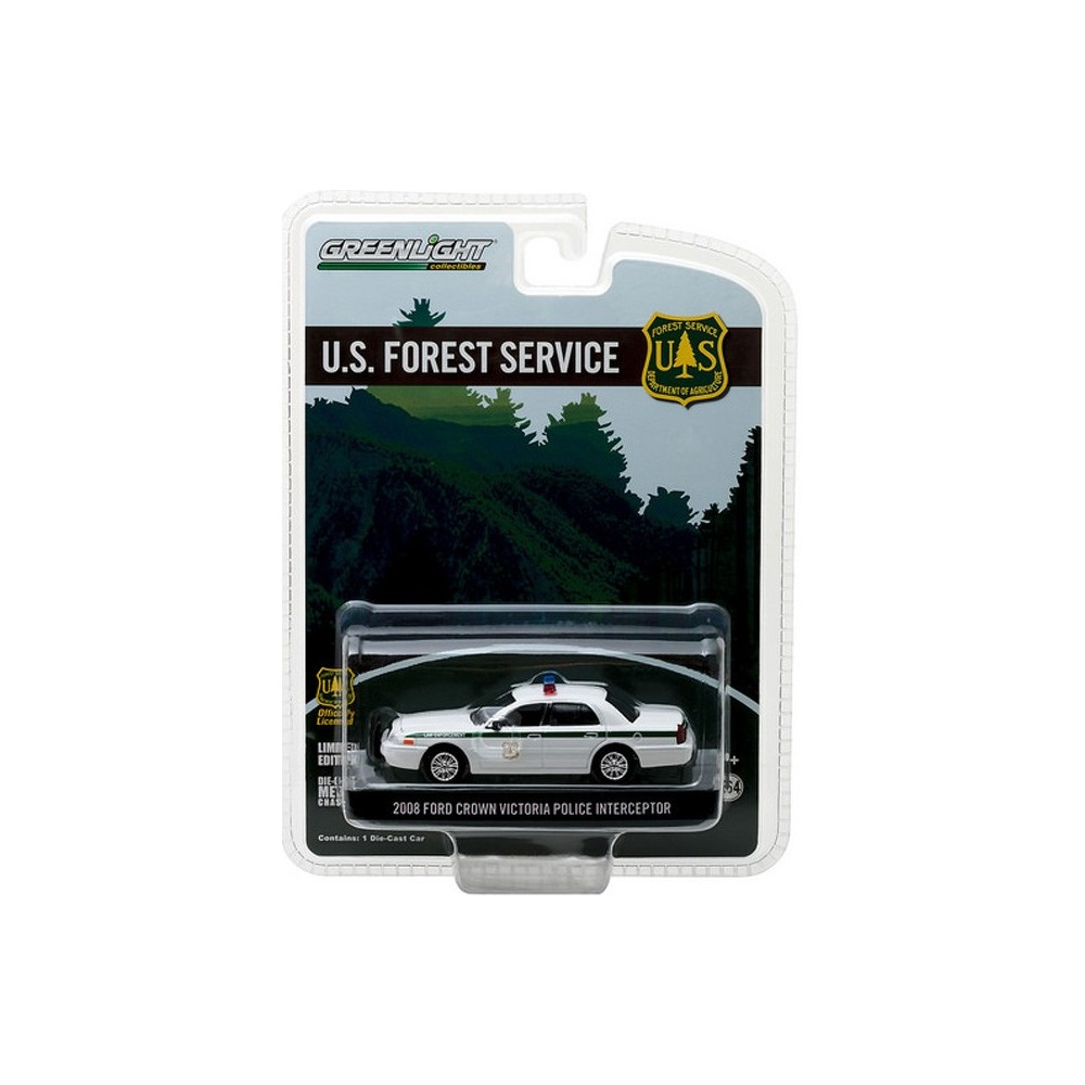 Hobby Exclusive - 2008 Ford Crown Victoria Police Interceptor