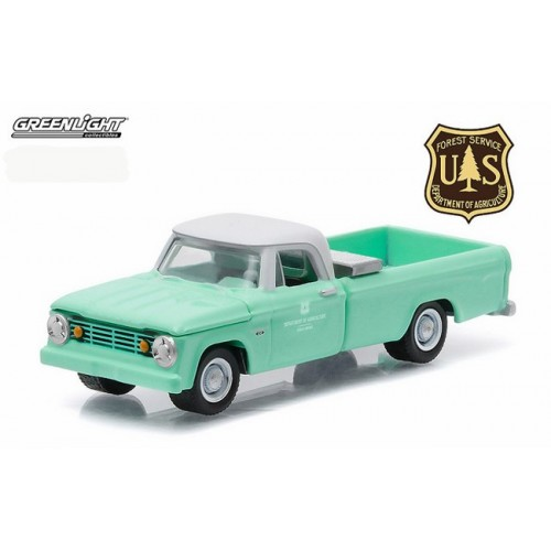 Hobby Exclusive - 1965 Dodge D-100 Sweptline U.S.F.S.
