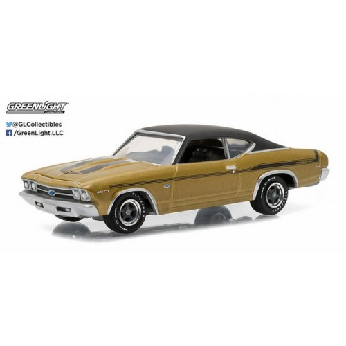 GL Muscle Series 15 - 1969 Chevy Yenko COPO Chevelle