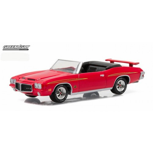 GL Muscle Series 15 - 1971 Pontiac GTO Judge Convertible