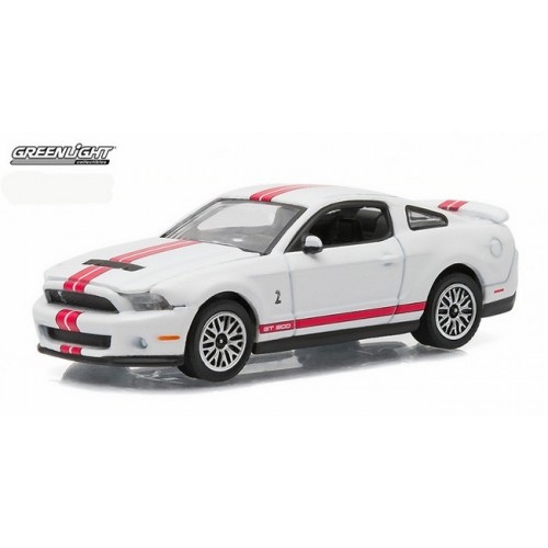 GL Muscle Series 15 - 2012 Ford Shelby GT-500 SVT