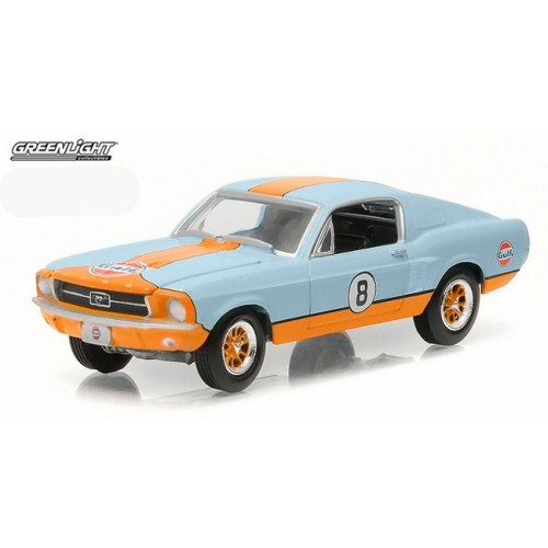 GL Muscle Series 16 - 1967 Ford Mustang Gulf