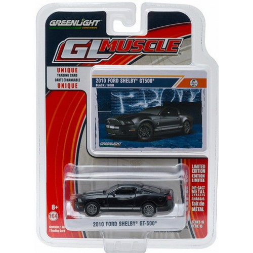 GL Muscle Series 16 - 2010 Shelby GT500