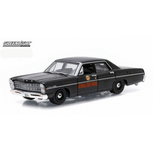 Hot Pursuit Series 17 - 1967 Ford Custom Georgia State Patrol