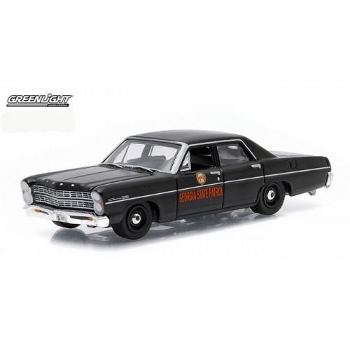 Hot Pursuit Series 17 - 1967 Ford Custom Georgia State Patrol