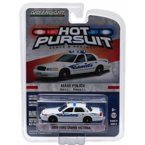 Hot Pursuit Series 17 - 2008 Ford Crown Victoria Maui