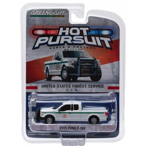 Hot Pursuit Series 17 - 2015 Ford F-150 USFS Police