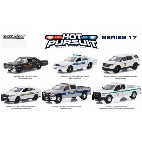 greenlight hot pursuit series 16