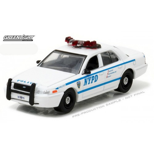 Hobby Exclusive - 2011 Ford Police Interceptor NYPD