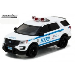 Hobby Exclusive - 2016 Ford Police Interceptor Utility NYPD