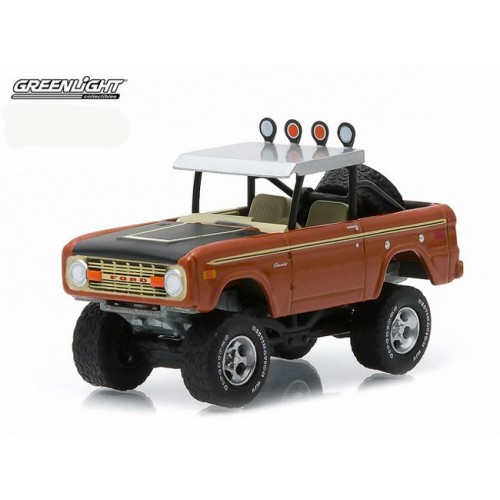 All-Terrain Series 1 - 1972 Ford Bronco