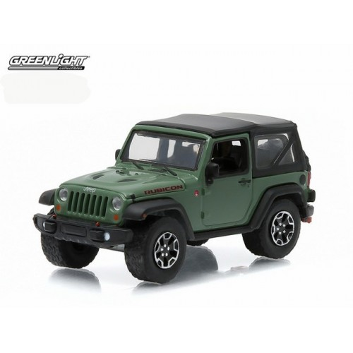 All-Terrain Series 1 - 2015 Jeep Wrangler Rubicon Hard Rock