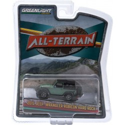 All-Terrain Series 1 - 2015 Jeep Wrangler Rubicon Hard Rock