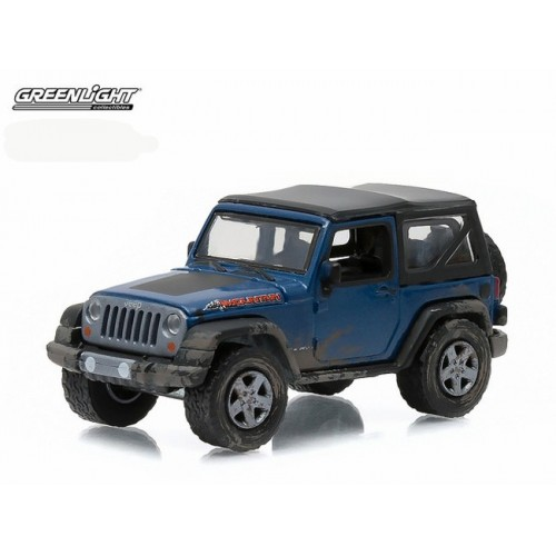All-Terrain Series 1 - 2010 Jeep Wrangler Mountain Edition