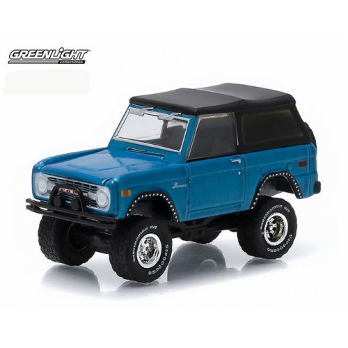All-Terrain Series 2 - 1975 Ford Bronco